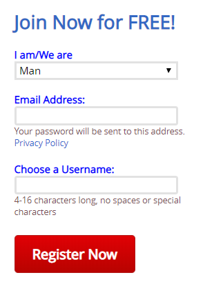 Easy to register and fun to use