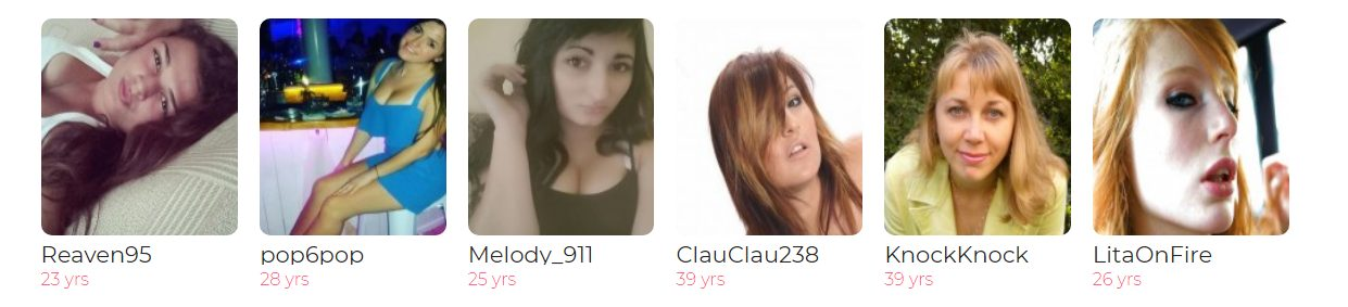 Wide variety of profiles
