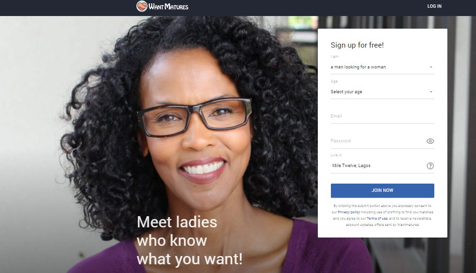 Sign-up is fast, easy, and free